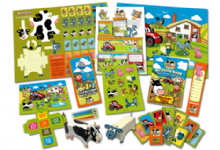 Farm Kids Activity Packs | Hotel Farm Kids Pack